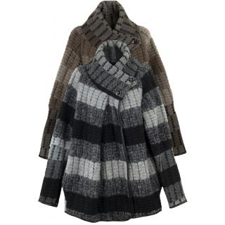 new concept 500ec e2af3 Winter-Mantel Jacke Tulpenform Damen Neu Wolle Mehrere ...